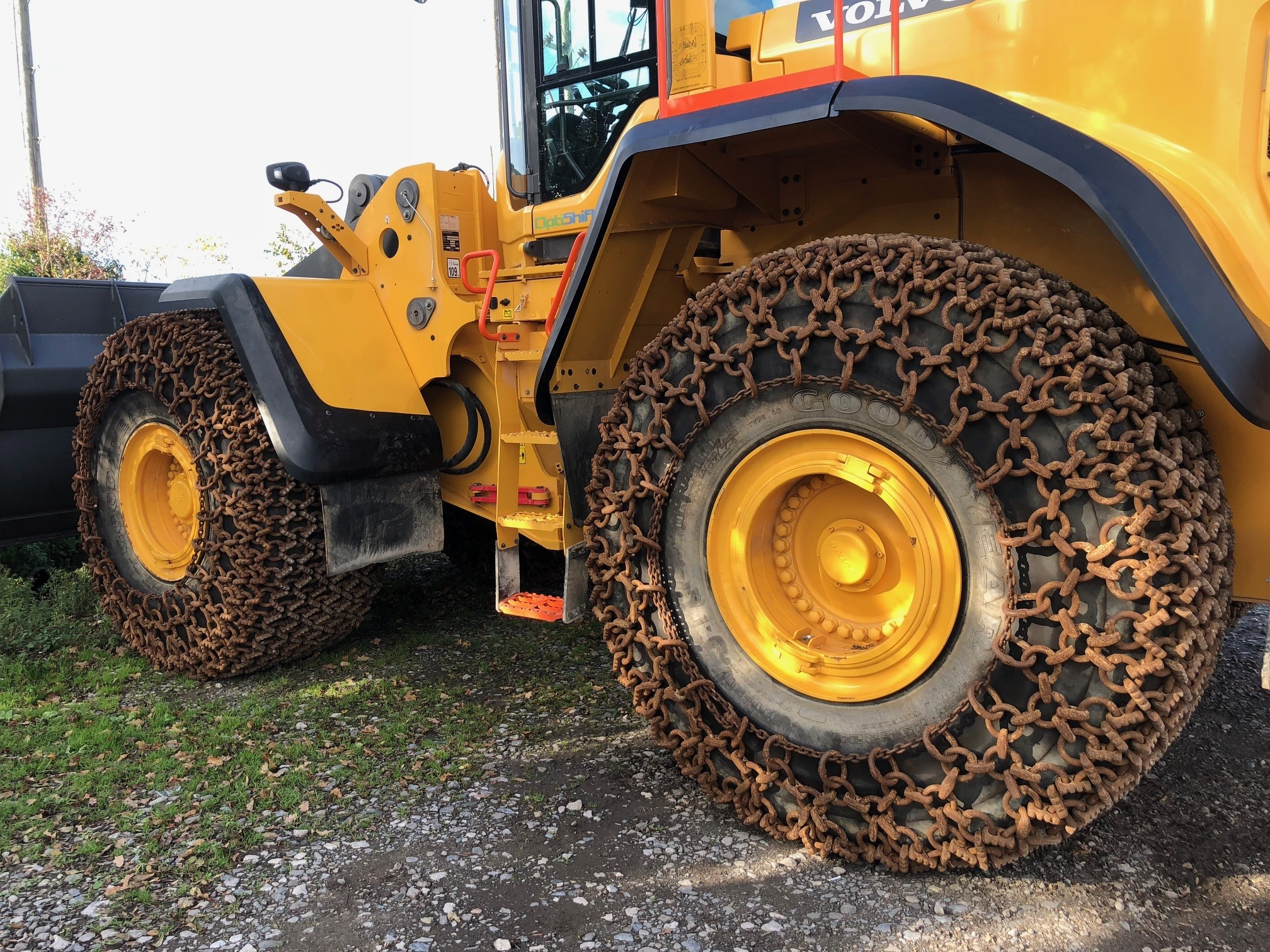 Rock Chains Tyre Chains