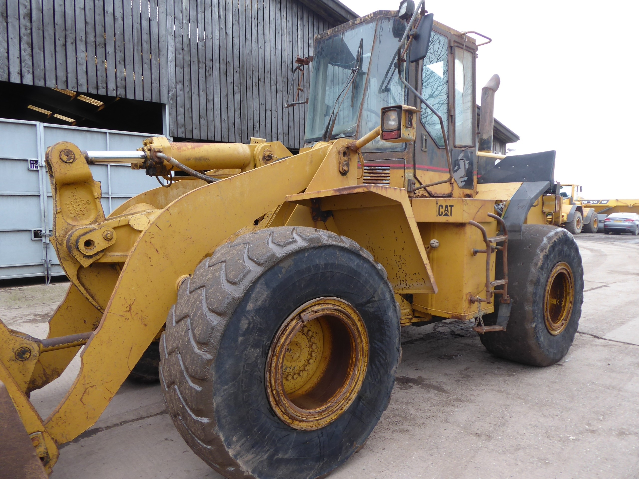 Cat 950F series 2