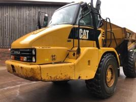 2009 Cat 725 dumptruck