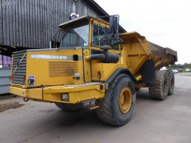 2002 Volvo A25C